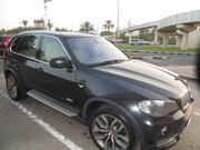 BMW X 5 Черный Цвет модели 2010 .. полный вариант./