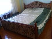Кровать из массива ДВУХСПАЛЬНАЯ