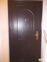 Дверь металлическая  глазок