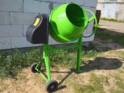 Бетономешалка Groser 140 - 200 литров Осиповичи