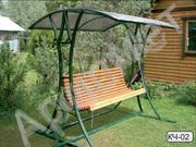 Садовые качели в Осиповичах