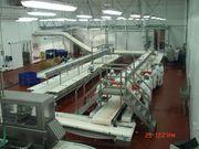 Работа в Польше,  упаковка мяса на конвейре