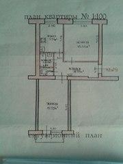 Продается 2-х комнатная квартира в г. Осиповичи,  посёлок Советский