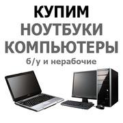 Куплю срочно ваш нотбук,  нетбук,  компьютер. Дорого. Быстро.