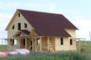 Строительство каркасных домов,  бань,  беседок в Осиповичах